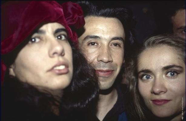 Foto: Luísa Ferreira Frágil (1992) ver:http://fragil.luxfragil.com/