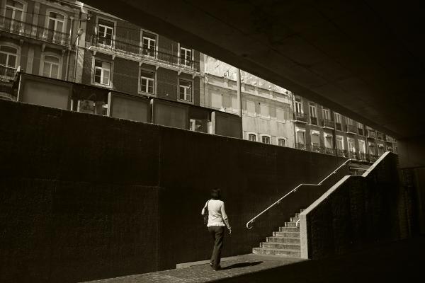 Luís Barreira Lisboa, 2016 Fotografia Série: por uma nesga de luz