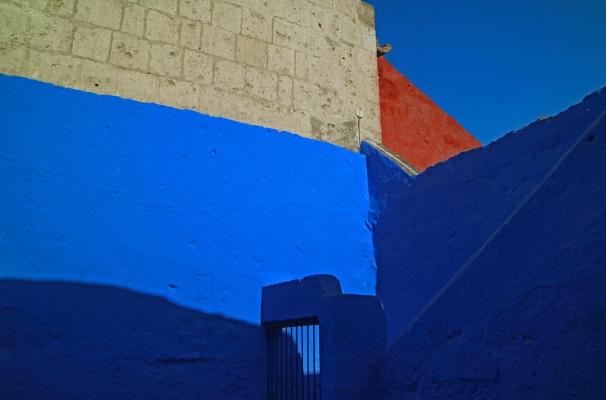 Luís Barreira Convento de Santa Catalina, Arequipa, Perú, 2016 Fotografia