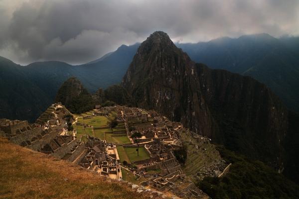 Luís Barreira Machu Picchu, Perú, 2016 Fotografia Série: Seven Wonders