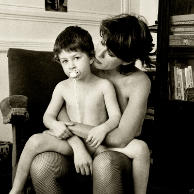Luís Barreira  BelaSilva & Vincent, 2000  Fotografia  Gelatin Silver print  Série: portraits