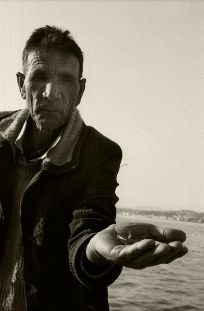 Luís Barreira Pescador, Cacilhas, 1991 Fotografia Gelatin Silver print