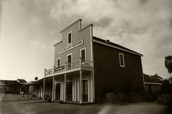 Luís Barreira  Colorado House, USA, 1994  Fotografia  Gelatin Silver print