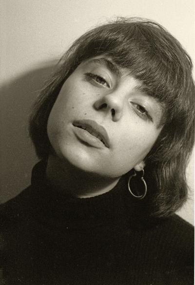 Luís Barreira  Retrato de Ana Antelo, 1991  Fotografia  Gelatin Silver print  Série:   portraits
