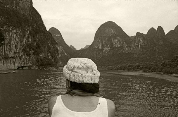Luís Barreira Yao Mountain, Guilin, 1996 Fotografia Gelatin Silver print