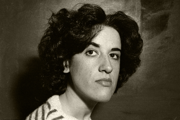 Luís Barreira  Maria Joaquina Barreira (sister)  Portela, 1986  Fotografia  Gelatin Silver print  Série:  album