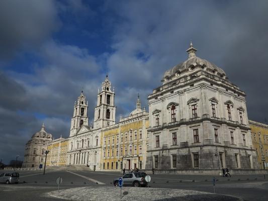Luís Barreira  Palácio Nacional de Mafra, 2015  Fotografia