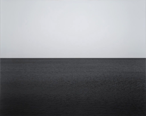 Hiroshi Sugimoto seascape baltic sea, ruegen, 1996