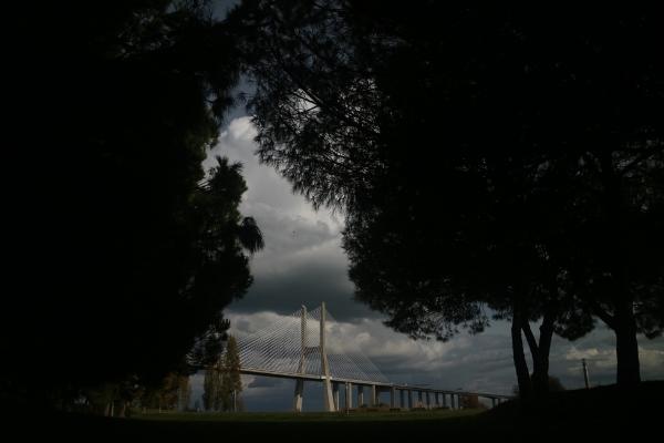 Luís Barreira Ponte Vasco da Gama (today) Lisboa, 2016 Fotografia Série: Ponte Vasco da Gama