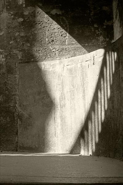 Luís Barreira  shadows, york  England, 1987  Fotografia  Gelatin Silver print  arquivo: #030_4604, 1987
