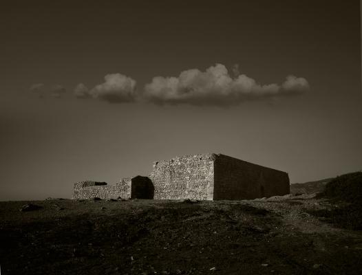 Luís Barreira  Forte do Guincho, 2014  série:   Landscapes    Fotografia  arquivo: 12_22_IMG_1803, 2014