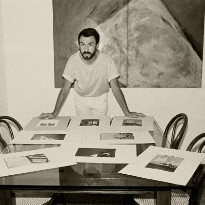 Luís Barreira, 1984 Fotografia Gelatin Silver print arquivo:022_4316, 1984