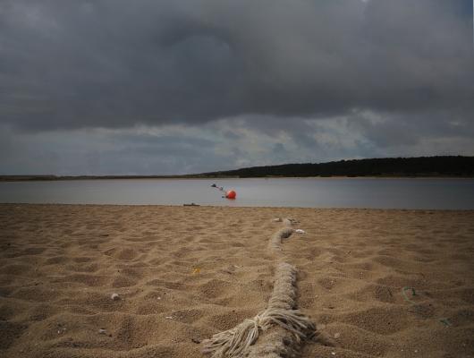 Luís Barreira  Lagoa de Albufeira, 2014  Fotografia  Série: Landscapes  arquivo:06_7348, 2014