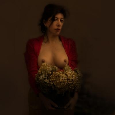 Luís Barreira  Bela Silva, 2013  Fotografia  Série:  portraits in art   arquivo:02_1945, 2013