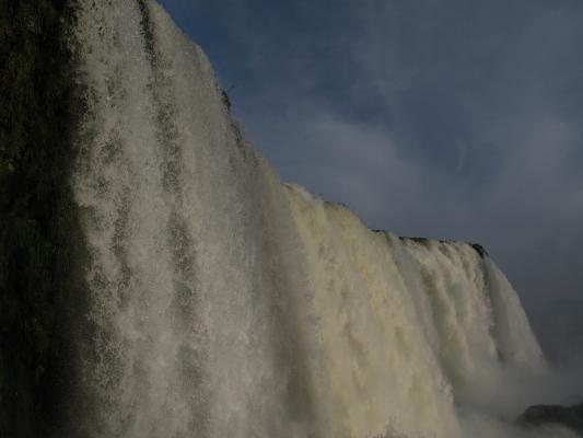 Luís Barreira  Cataratas de Iguaçú, 2007  Fotografia  série:   Landscapes    arquivo:08_479, 2007