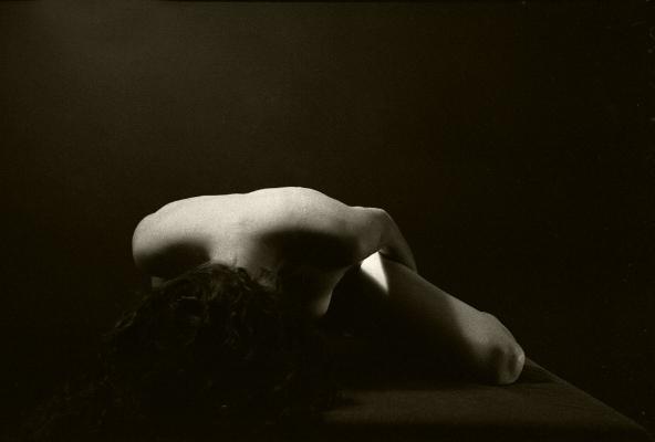 Luís Barreira  Nu, 1999  Fotografia  Gelatin Silver print  Série:  arquivo:F_475_19281, 1999