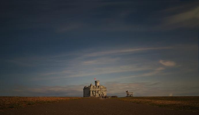 Luís Barreira  Pendennis Castle, 2014  United Kingdom  Fotografia  arquivo:08_8268, 2014