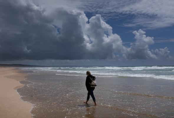 Luís Barreira Take a walk Costa da Caparica, 2017 Fotografia arquivo:2017_05_12_DSCF2206