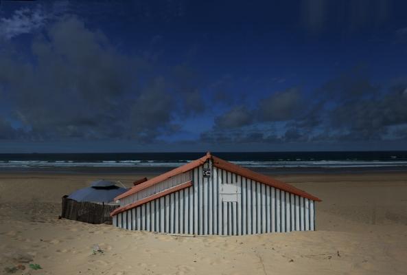 Luís Barreira Costa da Caparica, 2017 Fotografia série: postcard arquivo:05_15712, 2017