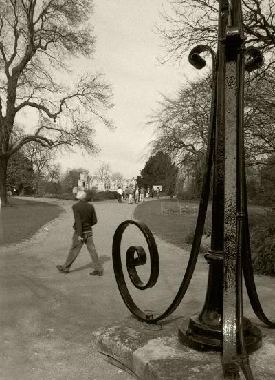 Luís Barreira  York, 1987  Fotografia  Gelatin Silver print  série:   street photography    arquivo: F_035-4911, 1987
