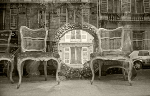 Luís Barreira Paris, 1989 Fotografia Gelatin Silver print série: velaturas arquivo:F_071_1105, 1989