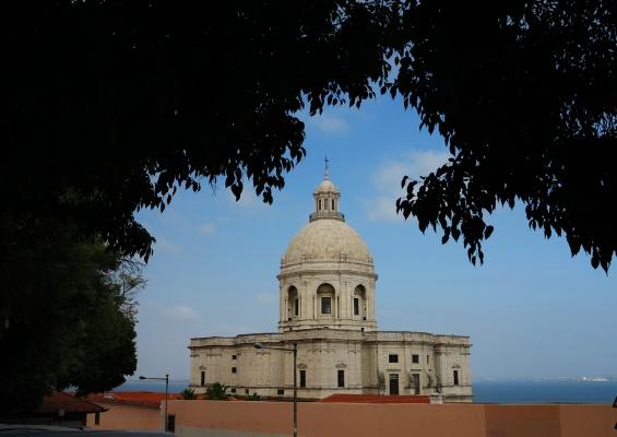 Luís Barreira  Igreja de Santa Engrácia - Panteão Nacional, 2017  Fotografia  arquivo:05_21_IMG_0120, 2017