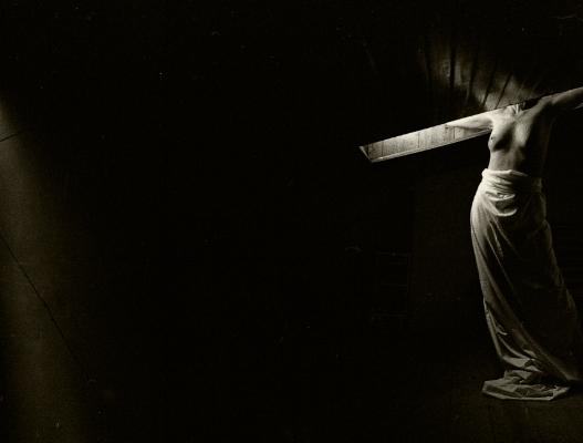 Luís Barreira  Nu, 1997  fotografia  serie:  arquivo:F_309_7199, 1997