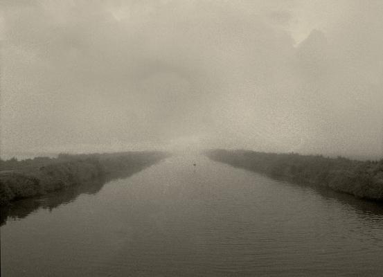 Luís Barreira  Estuário do Tejo - Pancas, 1993  Fotografia  Gelatin Silver print  Série:   Landscapes