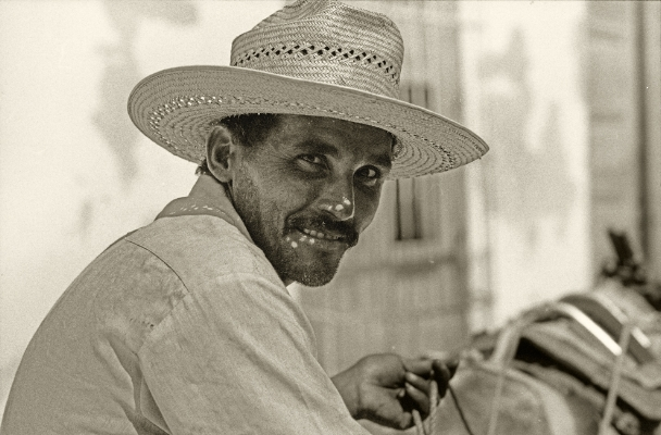 Luís Barreira  Cuba, 1997  Fotografia  Gelatin Silver print  Série: CUBA'97  Exposição na Galeria Imargem - Almada, 1999  Publicação em Livro (Depósito Legal 144 759/99)  arquivo:F_313_7320, 1997
