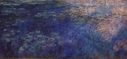 Claude Monet, Water Lilies, 1914/26.