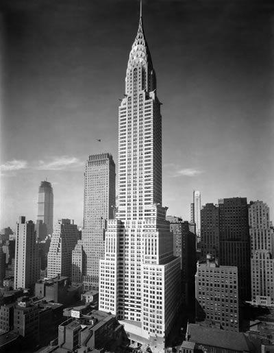 Crysler Building New York William Van Alen (Arq.)