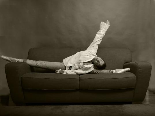 Luís Barreira  Carolina Fonseca (Bailarina), 2016  Fotografia  série:   portraits    arquivo:03_17_NK1_2417, 2016