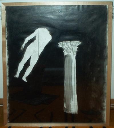 Luís Barreira Desenho, 1996 acrílico s/papel (60x80cm) Pintura/Desenho col. particular arquivo:11_IM000196_desenho_1996, 2002