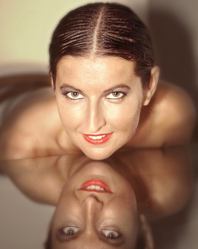 Luís Barreira Teresa Fatério, 1999 Série: portraits Fotografia arquivo:F_472-5-26, 1999