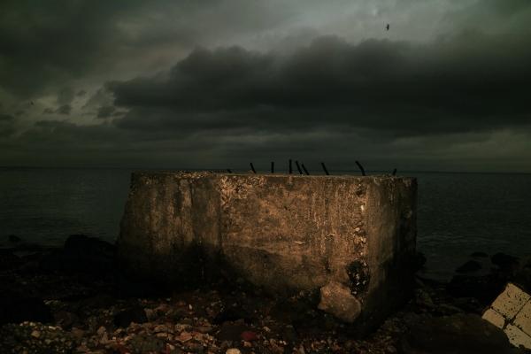 Luís Barreira  untitled, 2017  Rio Tejo, Lisboa  Série:  Landscapes   Fotografia  arquivo:01_29_IMG_5737, 2017