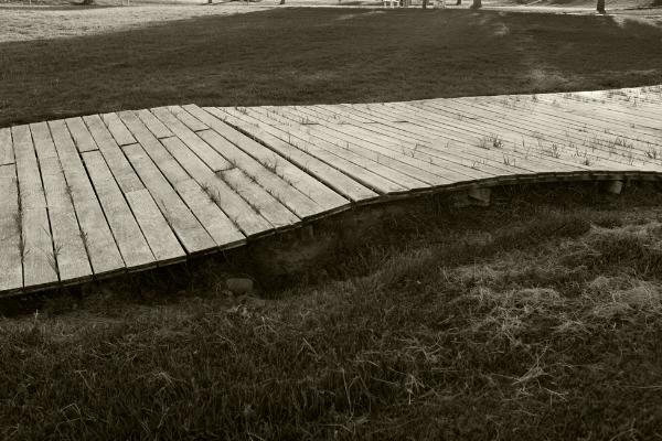 Luís Barreira  passadiço, 2017  Parque das Nações  Série: no parque  Fotografia  arquivo:09_28_DSCF2537, 2017