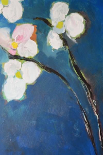 Luís Barreira Flowers, 1983 Pintura acrílico, S/tela 70x50 cm