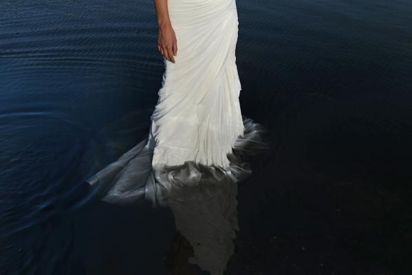 Luís Barreira  dress, 2017   performed by  Mariana  Série:  La Femme   Fotografia  arquivo:10_15_NK1_7535, 2017