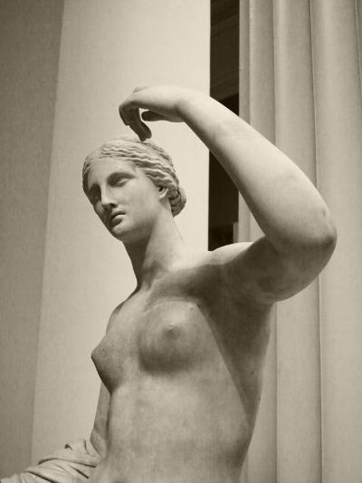 Luís Barreira  Vénus (cópia romana)  British Museum, London, 2014  Série:  Fotografia  arquivo:08_05_IMG_8513, 2014