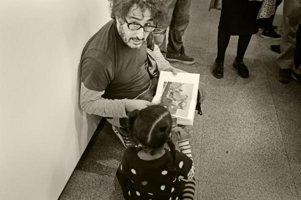 Luís Barreira  8ª Feira do Livro de Fotografia de Lisboa, 2017  Livros para todos, 17  Série:  Fotografia  arquivo:11_26_DSCF3581, 2017