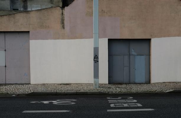 """Luís Barreira  """"Bus lane"""", 2018  Lisboa  Série:  Fotografia  arquivo:01_01_DSCF4377, 2018"""