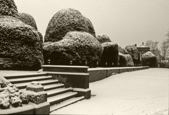 Luís Barreira  Snow in York, 1987  Fotografia  arquivo:SLIDE_2533, 1987