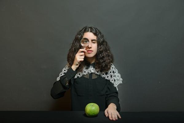 Inês Barreira by Luís Barreira  Lisboa, 2018  Série: portraits  Fotografia  arquivo:03_31_NK2_0534, 2018