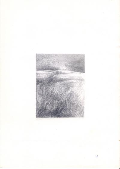 Desenho de Ana Guerreiro, 1991