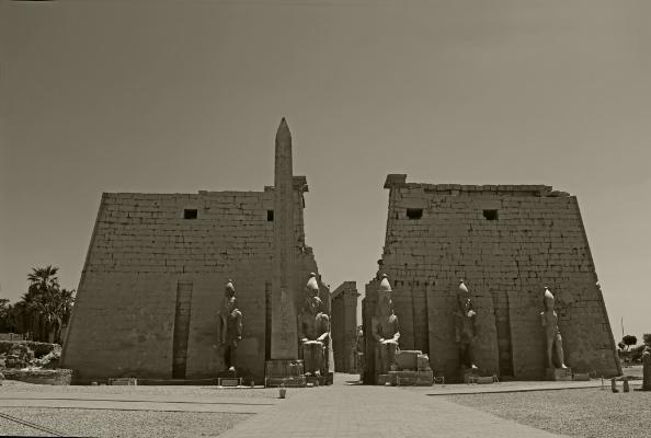 Templo de Luxor, 2018  arquivo: 2018_07_16_DSCF9259