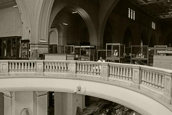 Luís Barreira  Museu do Cairo, 2018  série: Egipto  Fotografia  arquivo:2018_07_12_DSCF8479