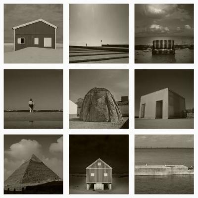 "Luís Barreira  "" empty spaces project "" #01  2018  Fotografia"