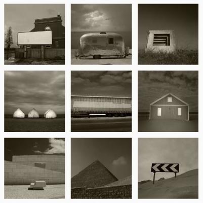"Luís Barreira  ""empty spaces project"" #02  Fotografia"