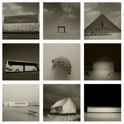 "Luís Barreira  "" empty spaces project "" #03  Fotografia"