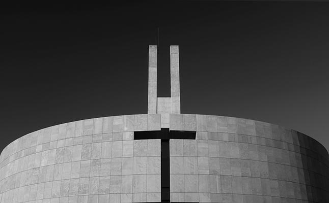 Luís Barreira  Nossa Senhora dos Navegantes, 2019  Parque das Nações, Lisboa  série: no parque  Fotografia  arquivo: 2019_01_01_DSCF1401